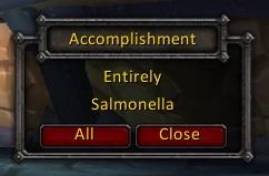 wow addon Accomplishment