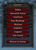 Addon Control Panel