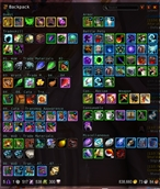 wow addon AdiBags — By Expansion