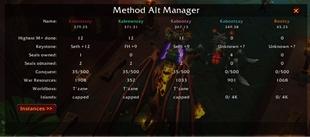 Alt Manager