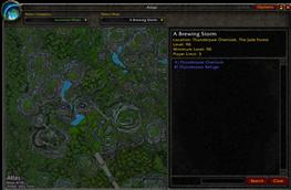 wow addon Atlas Scenarios