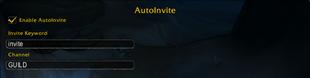 AutoInvites