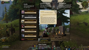 wow addon Azeroth Adventure Album Legacy