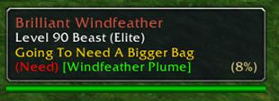 wow addon Bigger Bag Checker