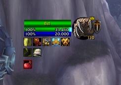 wow addon Borderless