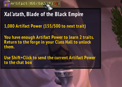 wow addon Broker Artifact