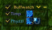 Buffwatch Classic