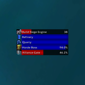 wow addon Capping Battleground Timers