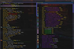 wow addon Carbonite Warehouse