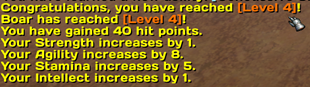 wow addon ClassicLevelUp