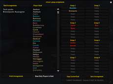 wow addon cleangroupassigns