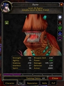 wow addon CloseUp