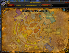 wow addon Coordinates Tracking