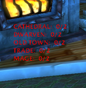 wow addon Crystal Vision Tracker