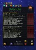wow addon Daily Global Check_Hallow's End