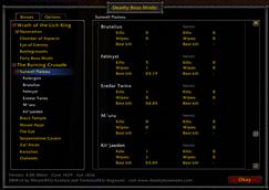 wow addon Deadly Boss Mods (DBM) — BC & Vanilla mods (Retail)