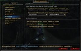 wow addon Deadly Boss Mods (DBM) — Event Pack