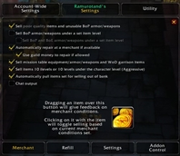 wow addon Def's Toolbox