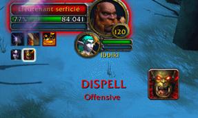 Dispell Alert