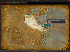 wow addon Dungeon Locations (discontinued)