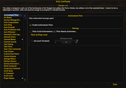 ElvUI Chat Tweaks