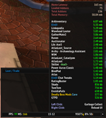 ElvUI System Datatext