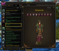 wow addon Extended Transmog Sets