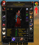wow addon Geared