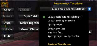 Group O Matic Legion