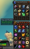 wow addon Gryphonheart Items