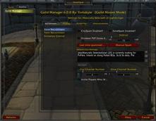 Guild Manager