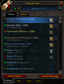 wow addon GuildColors