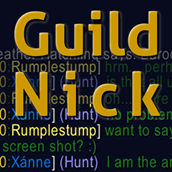wow addon GuildNick