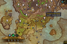 wow addon HandyNotes — Broken Shore