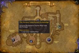 wow addon HandyNotes — Legion Instance World Quests