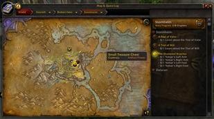 HandyNotes: Legion Treasures