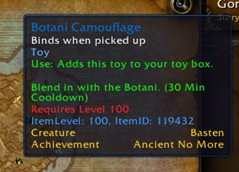 HandyNotes: Treasure Hunter (Draenor Treasures)