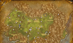 wow addon HandyNotes: Warfront Treasure