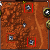 wow addon Hide Minimap POI Arrows