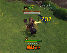 wow addon Hit Combo Popups