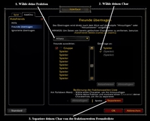 wow addon HoloFriends (continued)