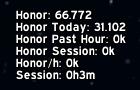 Honor Per Hour (Classic)