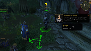 wow addon Immersion ExtraFade