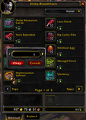 wow addon Improved Blood Trader