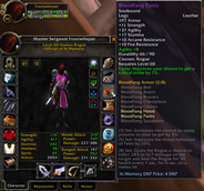 wow addon In Memory DKP Prices