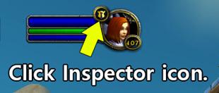 wow addon Inspector