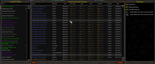 Instance Gold Tracker