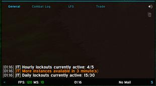 Instance Tracker
