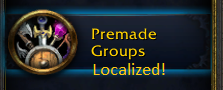 Localized Groups