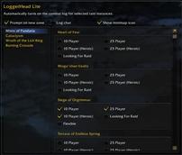 LoggerHeadLite